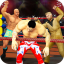 Men Wrestling Mania PRO Wrestler Cheating Manager