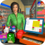 Virtual Supermarket Grocery Cashier 3D Family Game