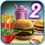 Burger Shop 2  Crazy Cooking Game with Robots