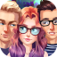 Love and Lies Teen Romance Love Story Game
