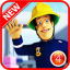 Fireman Game:Adventure Sam Game