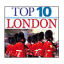 London DK Eyewitness Top 10 Travel Guide & Map
