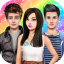 Romantic Adventures of a Teen Love Story Games