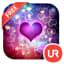 UR 3D Valentine Hearts Theme