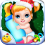 Christmas Baby Care And Bath