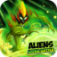 Aliens Arena Mega Alien War Transform