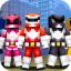 Super Power Rangers Mod