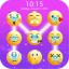 Emoji lock screen pattern