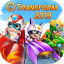 Crash Car Transform Racing