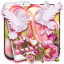 Lovely Rose Pigeon Theme