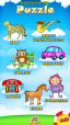 123 Kids Fun PUZZLE BLUE (Free App) - Preschool and kindergarten learning games