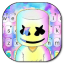 Dj Galaxy Cool Man Keyboard Theme