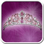 Diamond Tiaras Live Wallpaper