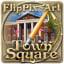 FlipPix Art - Town Square