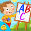 Kids Learning Letters Zone