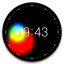 Watch Face - Tricolor