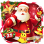 Joyful 3D Red Christmas Theme