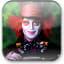 Alice in Wonderland Wallpaper: Mad Hatter
