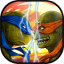 Ninja Shadow Turtle: Superhero City 3D
