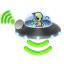 UFO-Wardriving
