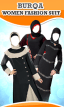 Burqa Women Fashion Suit