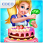 Real Cake Maker 3D  Bake Design  Decorate