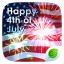 Fourth of July Go Keyboard Theme