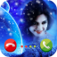 Call screen theme show - colorful thems
