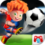 Kids Head Soccer