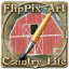 FlipPix Art - Country Life
