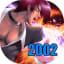 The kof fight 2002