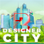 Designer City 2 city building game