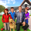 Virtual Family Pet Dog Home Adventure Game