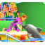 Dolphin Game : Dolphin show