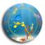 Salvapantallas: Aquarium Clock