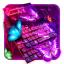 Luminous butterfly keyboard