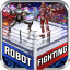 Real Robot Ring Fighting