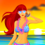 Dress Up Beach Girl