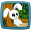 Greedy Bunny 240x320