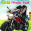 Bike Photo Suit : Men  Woman Photo Editor