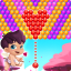 Cupid Bubble Shooter