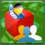 3D Contact List Phonebook