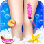 Mermaid Tail & Leg Spa
