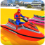 Superheroes Jet Ski Stunts Top Speed Racing Games