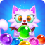 Bubble Shooter Free Cat Pop Game