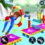 Stuntman Water Running Game