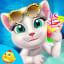 My Kitty Swimming Pool