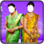 Women Bridal Saree Photo Editor