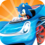 Sonic Chibi Race 3D Free Kart  Car Racing Game