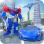 Transforming Revengers Robot